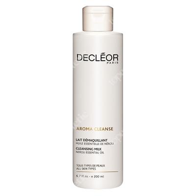 Decleor Cleansing Milk Mleczko oczyszczające do demakijażu 200 ml