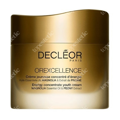 Decleor Energy Concentrate Youth Cream Krem magnolia 50 ml