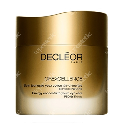 Decleor Energy Concentrate Youth Eye Care Krem pod oczy magnolia 15 ml