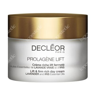 Decleor Lift And Firm Rich Cream Bogaty krem lawendowy 50 ml