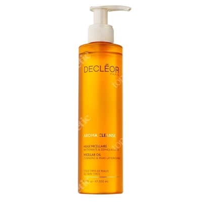 Decleor Micellar Oil Oczyszczający olejek micelarny 200 ml