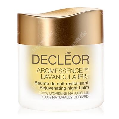 Decleor Rejuvenating Night Balm Balsam na noc lawendowy 15 ml