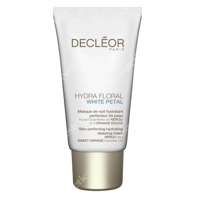 Decleor Skin Perfecting Hydrating Sleeping Mask Maska nocna na przebarwienia 50 ml
