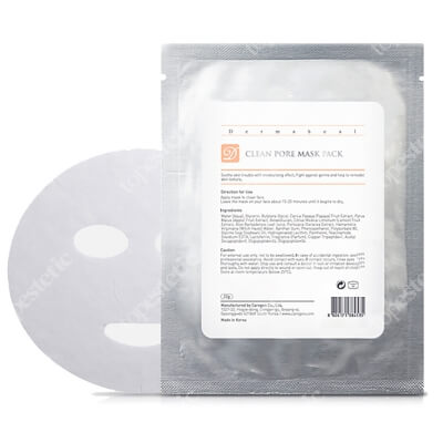 Dermaheal Clean Pore Mask Pack Maska oczyszczająca 22 g