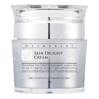 Dermaheal Skin Delight Cream Krem rozświetlający 40 g