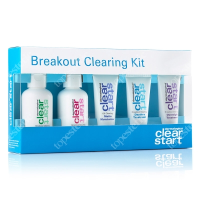 Dermalogica Breakout Clearing Kit Zestaw