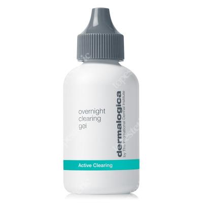Dermalogica Overnight Clearing Gel Żel oczyszczający, normalizujący i likwidujący niedoskonałości na noc 50 ml
