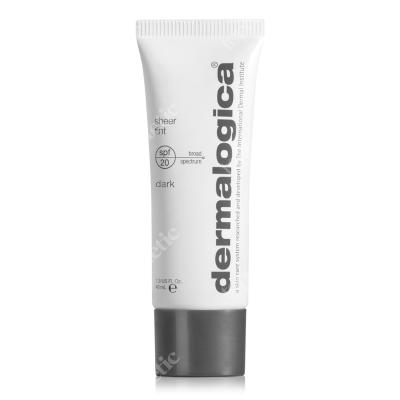 Dermalogica Sheer Tint Dark SPF 20 Nawilżająco-rozświetlający krem na dzień do ciemnej karnacji 40 ml