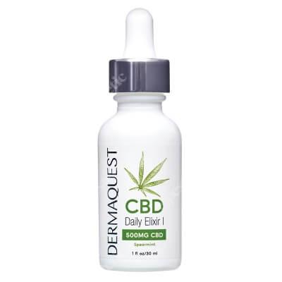 Dermaquest CBD Daily Elixir I Eliksir dzienny dawka 500 mg 30 ml