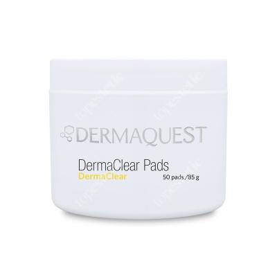 Dermaquest DermaClear Pads Seboregulujący domowy peeling chemiczny 50 pads / 85 g