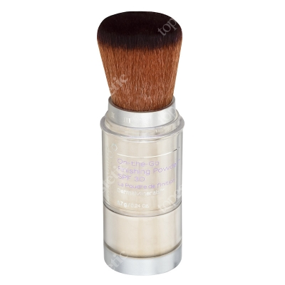 Dermaquest On-the-Go Finishing Powder SPF 30 Peptydowo-mineralny puder matujący SPF 30 6,7 g