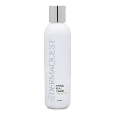 Dermaquest Peptide Glyco Cleanser Przeciwstarzeniowa emulsja do mycia z kwasem glikolowym [15%] i peptydami biomimetycznymi 177 ml
