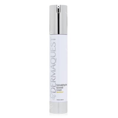 Dermaquest Retinaldehyde Renewal Cream Przeciwstarzeniowy krem do skóry naczynkowej, z rumieniem i trądzikiem różowatym 29,6 ml