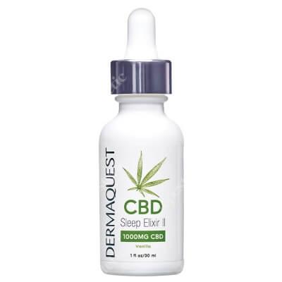 Dermaquest Sleep Elixir II Eliksir nocny dawka 1000 mg 30 ml