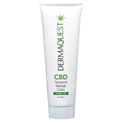 Dermaquest CBD Therapeutic Massage Cream Krem do masażu 228 ml