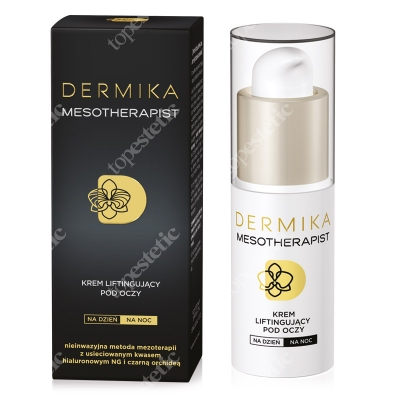 Dermika Lifting Eye Cream Lifingujący krem pod oczy 15 ml