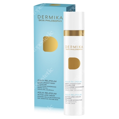Dermika Skin Philosophy Aqua Relipidum Krem lipoaktywny 50 ml