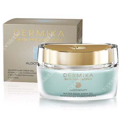 Dermika Skin Philosophy Algotherapy - Hydrolipid Balance Cream Gel Krem-żel, równowaga hydrolipidowa 50 ml
