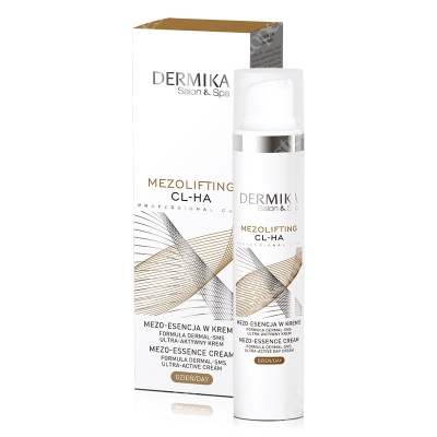 Dermika Skin Philosophy Mezolifting - Mezo Essence Cream Mezo esencja w kremie na dzień 50 ml