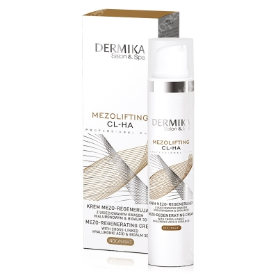 Dermika Skin Philosophy Mezolifting - Mezo Regenerating Cream Krem regenerujący na noc 50 ml
