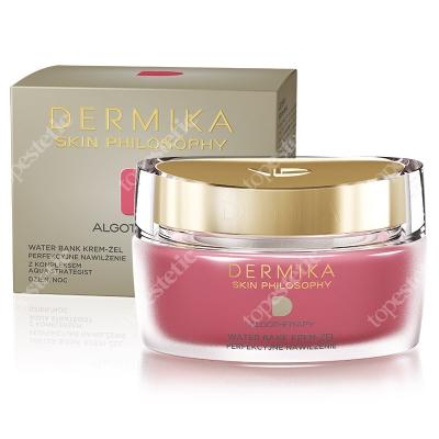 Dermika Skin Philosophy Algotherapy - Perfect Hydration Cream Gel Krem-żel, perfekcyjne nawilżenie 50 ml