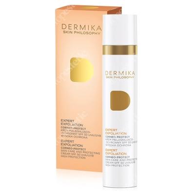Dermika Skin Philosophy Corneo Protect Skin Care and Protecting Cream SPF 50 Krem pielęgnująco-ochronny z filtrem 50 ml