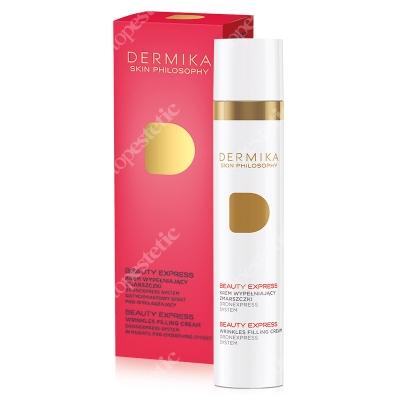 Dermika Skin Philosophy Beauty Express - Wrinkles Filling Cream Krem wypełniający zmarszczki 50 ml
