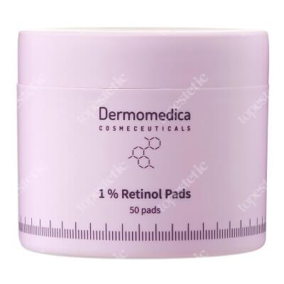 Dermomedica 1% Retinol Pads Płatki z retinolem 50 szt