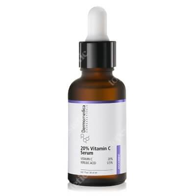 Dermomedica 20% Vitamin C Serum Aktywne serum z 20% witaminą C i kwasem ferulowym 30 ml