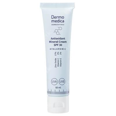 Dermomedica Antioxidant Mineral Cream SPF 30 Przeciwstarzeniowy krem antyoksydacyjny z filtrem 60 ml
