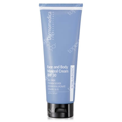 Dermomedica Face and Body Mineral Cream SPF30 Krem do twarzy i ciała 227 ml