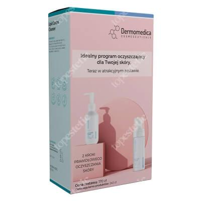 Dermomedica Lipid Control And Snail Foam Cleanser ZESTAW Pianka oczyszczająca 150 ml + Olejek myjący 150 ml