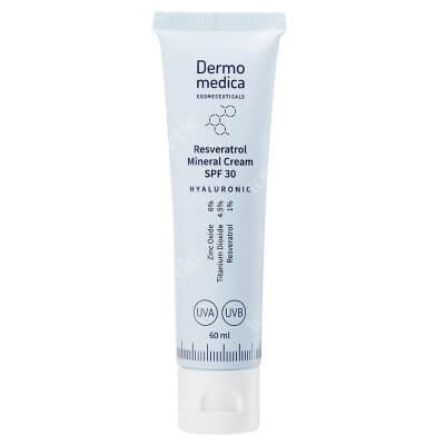 Dermomedica Resveratrol Mineral Cream SPF 30 Przeciwstarzeniowy krem z resweratrolem i filtrem 60 ml