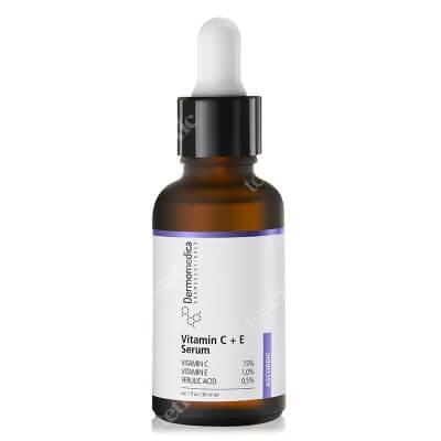 Dermomedica Vitamin C+E Serum Aktywne serum z witaminą C i E i kwasem ferulowym 30 ml