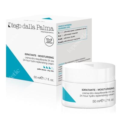Diego Dalla Palma 24 Hour Hydro Replenishing Cream Krem nawadniający 50 ml