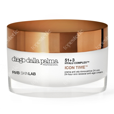 Diego Dalla Palma 24 Hour Renewal Anti Age Cream Krem naprawczy z platyną 50 ml