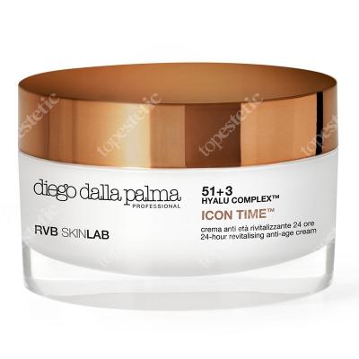 Diego Dalla Palma 24 Hour Revitalising Anti Age Cream Krem rewitalizujący ze srebrem 50 ml