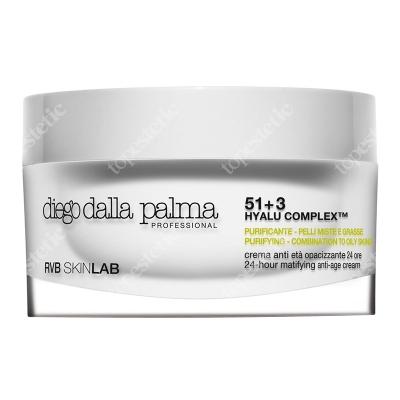 Diego Dalla Palma 24H Matifying Anti Age Cream Matujący krem przeciwstarzeniowy 50 ml