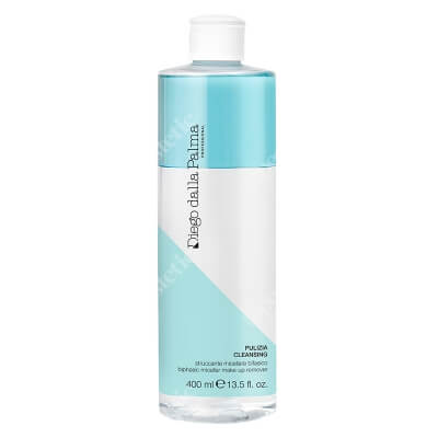Diego Dalla Palma Biphasic Micellar Make Up Remover Dwufazowy micelarny zmywacz do demakijażu 400 ml