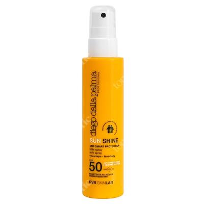 Diego Dalla Palma Milk Spray Face/Body Protection SPF 50 Mleczko w sprayu dla skór wrażliwych 150 ml