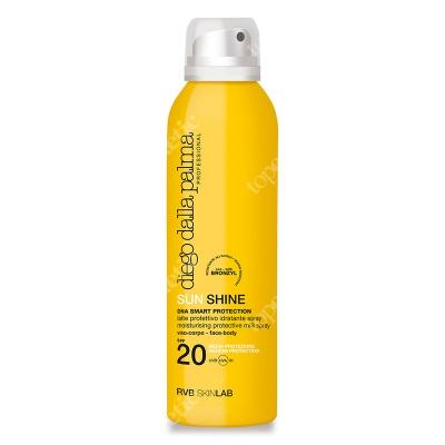 Diego Dalla Palma Moisturising Milk Spray Body SPF 20 Nawilżające mleczko do twarzy/ciała w sprayu 150 ml
