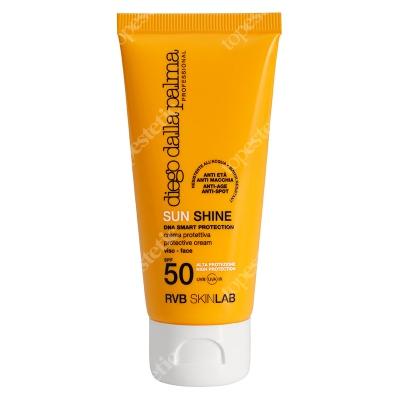 Diego Dalla Palma Protective Face Cream Anti Age SPF 50 Krem do twarzy przeciw plamom 50 ml