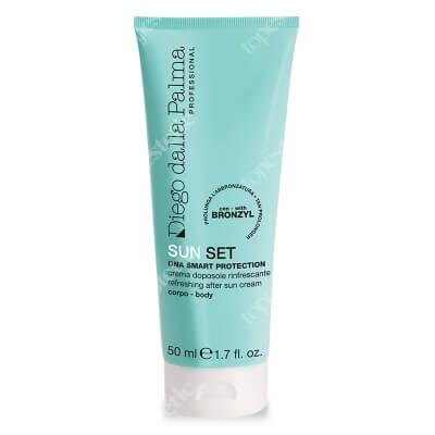 Diego Dalla Palma Soothing After Sun Body Cream Travel Size Łagodzący krem do ciała po opalaniu 50 ml