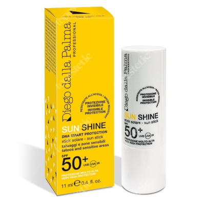 Diego Dalla Palma Sun Stick Tatoo and Sensitive Areas SPF50+ Sztyft ochronny na miejsca wrażliwe 11 ml