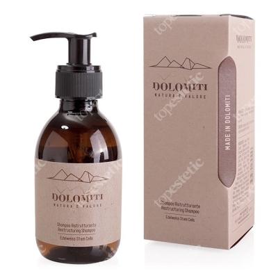 Dolomiti Restructuring Shampoo Szampon restrukturyzujący 200 ml