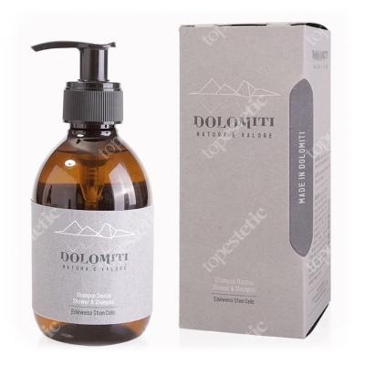 Dolomiti Shower & Shampoo Szampon i żel 2 w 1, 250 ml