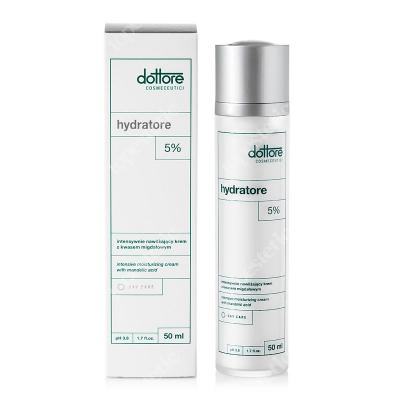 Dottore Hydratore 5 % Intensywnie nawilżający krem z 5 % kwasem migdałowym 50 ml