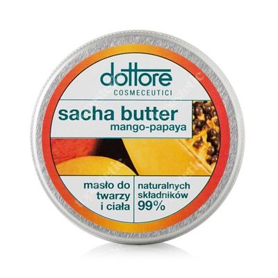 Dottore Sacha Butter Mango - Papaya Masło do twarzy i ciała 50 ml