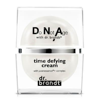 Dr Brandt Time Defying Cream Krem wygładzający powstrzymujący upływ czasu 50 g