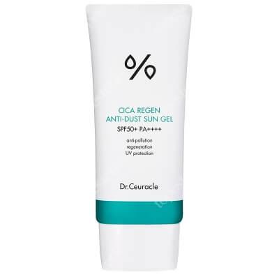 Dr Ceuracle Cica Regen Anti Dust Sun Gel SPF50+PA++++ Krem-żel z filtrem 50 ml